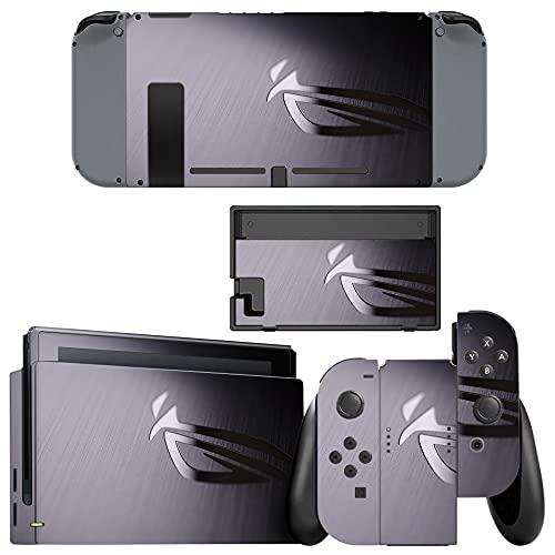 VINILOL Vinilo Asus v4 para Nintendo Switch pegatina cubierta skin para consola...