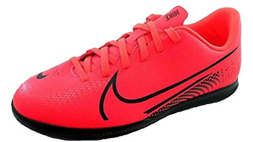 Nike Vapor 13 Club IC, Zapatillas de fútbol Unisex Adulto, Laser Crimson/Black/Laser Crim, 36.5 EU