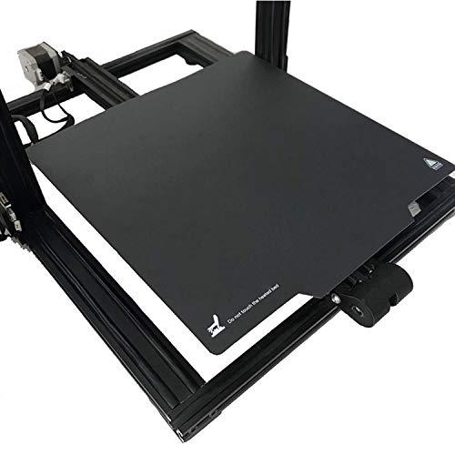 Aibecy Magnet-Bauplatte, magnetisch, abnehmbar, 310 x 310 mm, für 3D-Drucker CR-10 / CR-10S