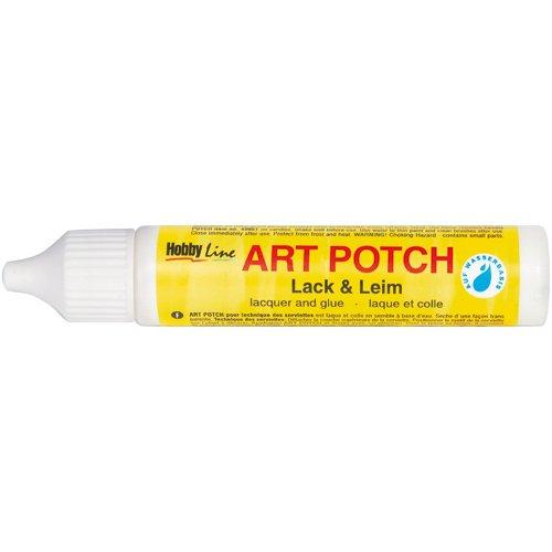 NEU HOBBY LINE Art Potch Lack & Leim, 29 ml [Spielzeug]