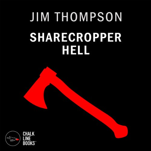 Sharecropper Hell audiobook cover art
