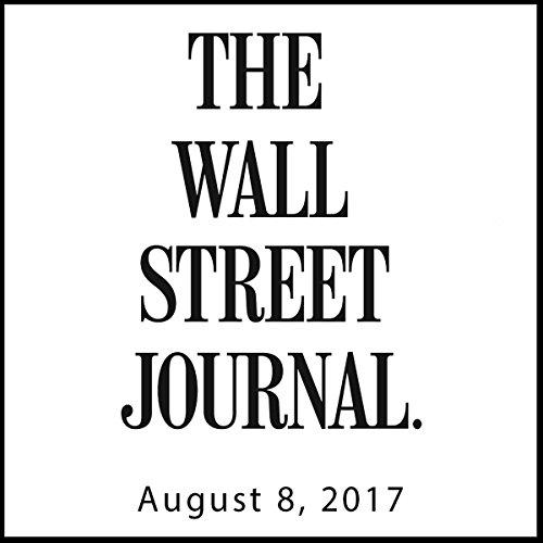 August 08, 2017 copertina