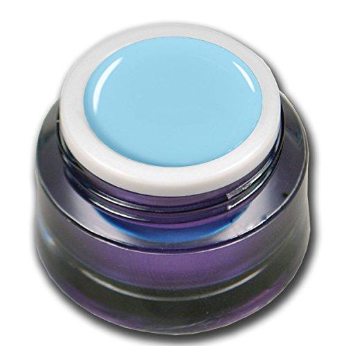 5ml Farbgel Hellblau Premium Colorgel RM Beautynails