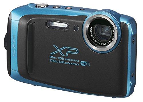 富士フイルム デジタルカメラ XP130 スカイブルー FX-XP130SB