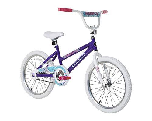 Dynacraft Magna Spellbound 20' BMX Bike with Coaster Brake, Spellbound Purple