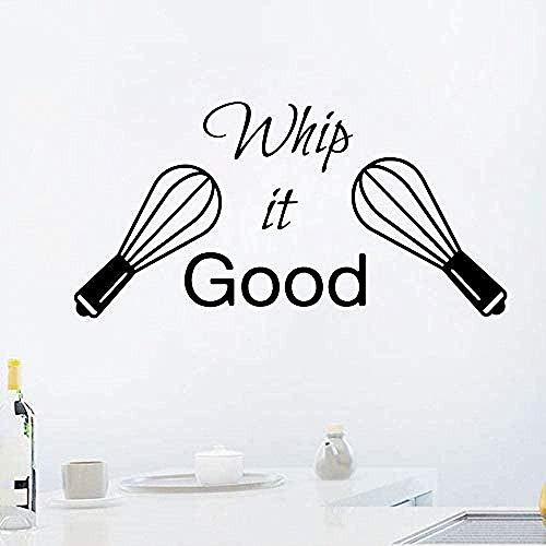 Etiqueta de la cocina Etiqueta de la decoración de la...