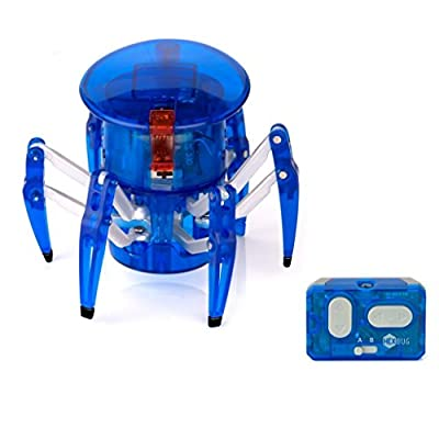 Hexbug Robotic Spider Figure - Blue