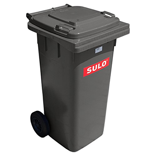 Universal Müllgroßbehälter grau, MGB 60 l, Grau 120l grau