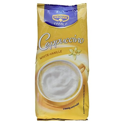 KRÜGER Family Cappuccino white (1 x 500 g)