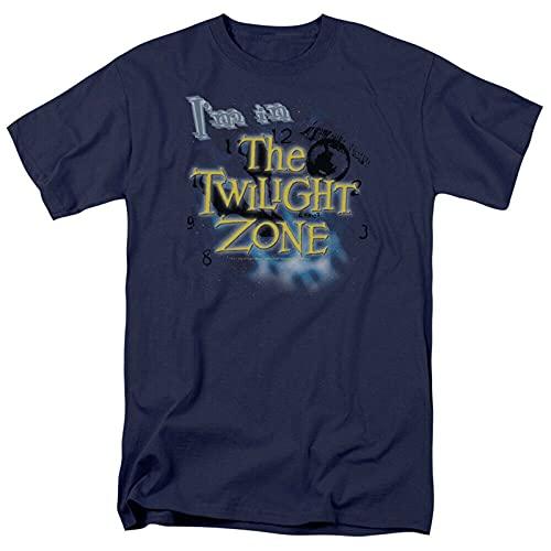 The Twilight Zone Im In The Twilight Zone T Shirt Mens TV Navy Navy Blue 3XL