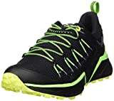 Salewa MS Dropline, Scarpe da Trail Running Uomo, Verde (Fluo Green/Fluo Yellow), 43 EU