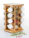 Especiero giratorio en bambú - 2