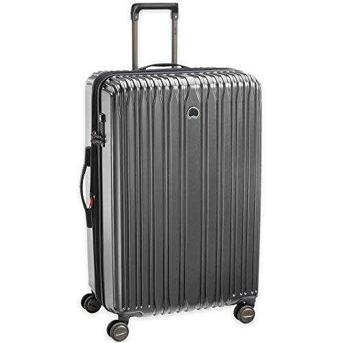 Delsey 29' Chromium Lite Expandable Spinner Upright Graphite One Size
