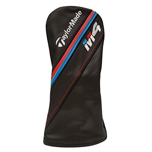 TaylorMade New 2018 M4 Black/Red/Blue Fairway Wood Headcover