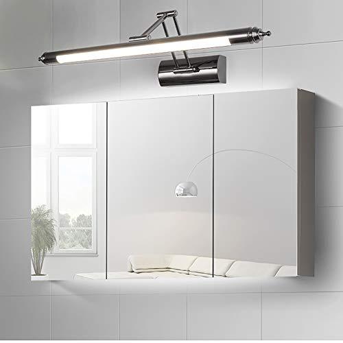 SXFYWYM Led-spiegelkoplamp, moderne, minimalistische spiegellampen, retrostijl, spiegelkast, verlichting