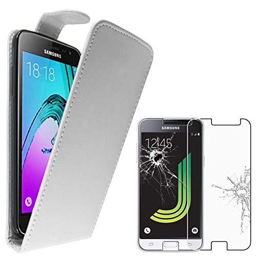 ebestStar - Funda Compatible con Samsung J3 2016 Galaxy SM-J320F Carcasa Abatible...