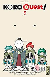 Koro Quest! Edition simple Tome 5