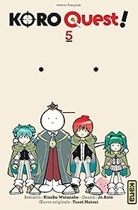 Koro quest, tome 5 par Kizuku Watanabe