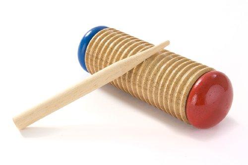 Percussion Plus PP229 - Instrumento de percusión de madera, color marrón