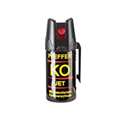 Ballistol Peppar Spray Peppar KO Jet 40ml