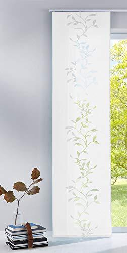 Gardinenbox Moderner Flächenvorhang Bild