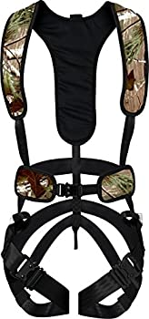 Hunter Safety System X-1 Bow-Hunter Harness for Tree-Stand Hunting Lightweight Comfortable Safe All-Season Great Mobility Small/Medium Camo