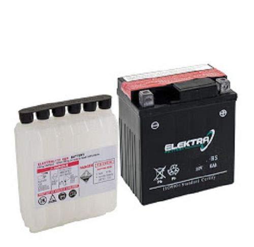 Batteria sigillata Elektra YTX14-BS 12 V 12 Ah 200 CCA acido incluso