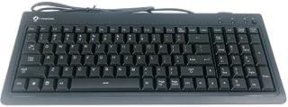 Buslink KR6820E-BK Slim USB Keyboard - Y70666
