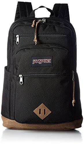 JanSport Wanderer Laptop Backpack - Black