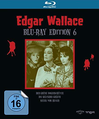 Edgar Wallace Edition 6 [Blu-ray]