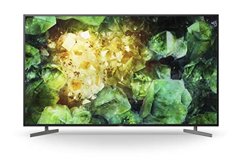 Sony KD-65XH8196PBAEP - Televisor 4K HDR Android TV (procesador X1 4K HDR, Triluminos, 4K X-Reality PRO, MotionFlow XR, X-Balanced Speaker, Dolby Vision, Dolby Atmos, mando con control por voz)