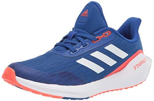 adidas EQ Running Shoe, Team Royal Blue/White/Solar Red, 7 US Unisex Big Kid