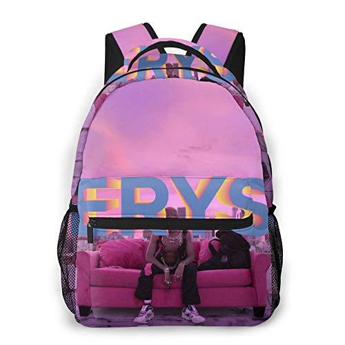 Hdadwy Jaden Smith Laptop Backpack Water Resistant Anti-Theft Bag Computer Business Backpacks for Women Men Bookbag