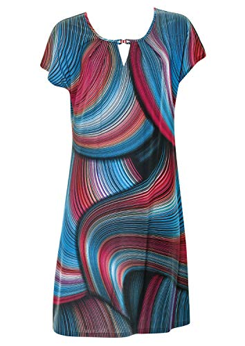 Sunflair Kleid City & Beach Farbe blau, Größe 48