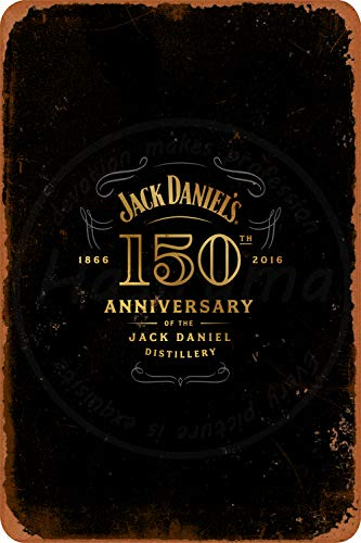 N/ A 150th Anniversary of Jack Daniels Whiskey Pintura de