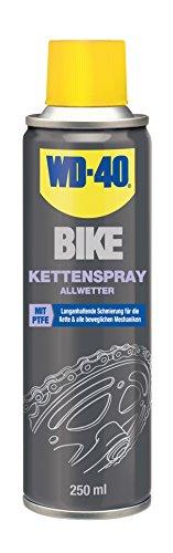 WD-40 Bike Kettenspray Allwetter 250ml