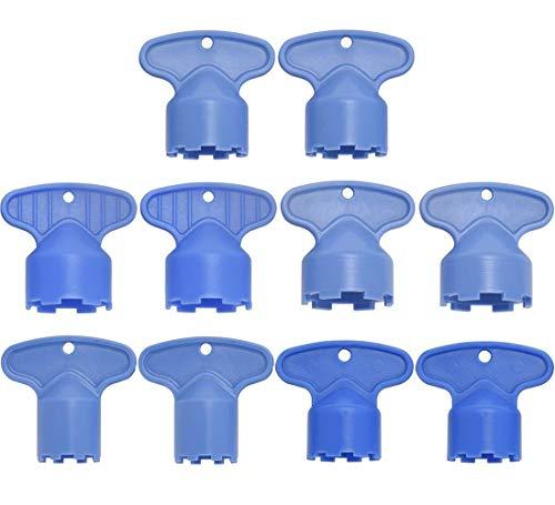 Rubinetto Aeratore Chiave, 10 Pz Strumento Chiave Aeratore Rubinetto Cache Aeratore per mm16.5 18.5 21.5 22.5 24 Aeratori Cache Chiave Aeratore Lavello Cucina