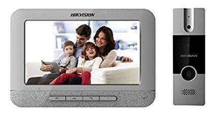 HIKVISION VIDEO DOOR PHONE WITH PHOTO CAPTURE