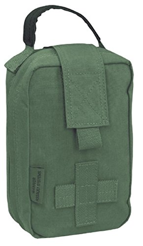 Personal Medic Rip Off Pouch Olive
