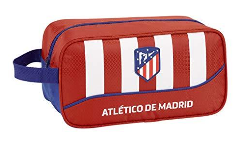 Atletico de Madrid 29 cm, Rojo 811845682 2018 Bolsa para Zapatos, Unisex