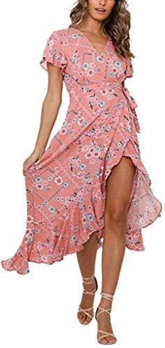 QUINTRA Women/'s Summer Fashion Commuter Models Pregnant Women Big Belly Sleeveless Cartoon Baby Print Dress