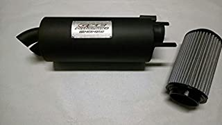 GSE Performance Polaris Sportsman 400 450 500 570 Performance Muffler + High Flow Air Filter