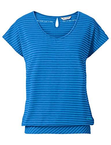 Vaude Damen T-shirt Women's Skomer T-Shirt II, Icicle, 38, 40385