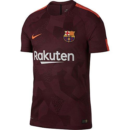 NIKE - Camiseta Hombre 3ª equipación FC Barcelona 2017-2018 Vapor Match