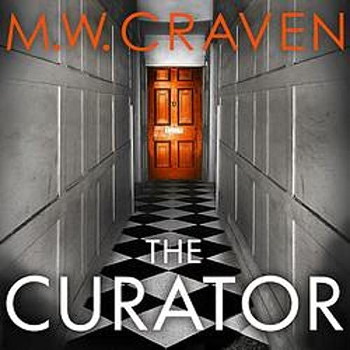 『The Curator』のカバーアート