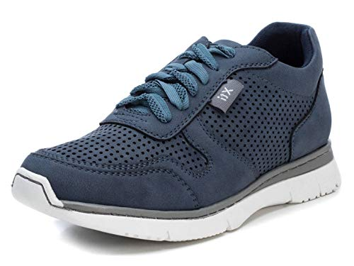 XTI 44096.0, Zapatillas Mujer, Azul (Jeans Jeans), 37 EU