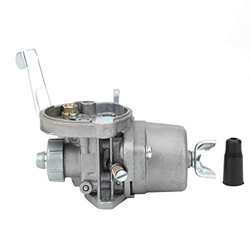 Oumefar Carburador Carburador de Ahorro de Combustible Repuestos de Herramientas de jardín Piezas de Recortadora de césped Piezas de Cortador de Cepillo para Cortador de Cepillo IE40‑6