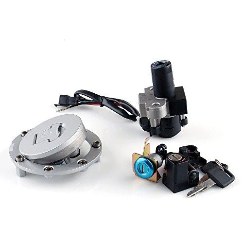 Bruce & Shark Zündschloss Schloss & Fuel Gas Cap Key Set Für Hon-da CB400 92-98 CB-1 VT250 MC20