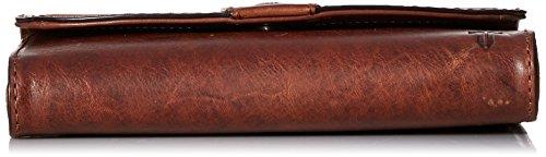 FRYE Melissa Wallet Crossbody Clutch Leather Bag 4