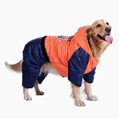 Elvoo Ropa para perros grandes
